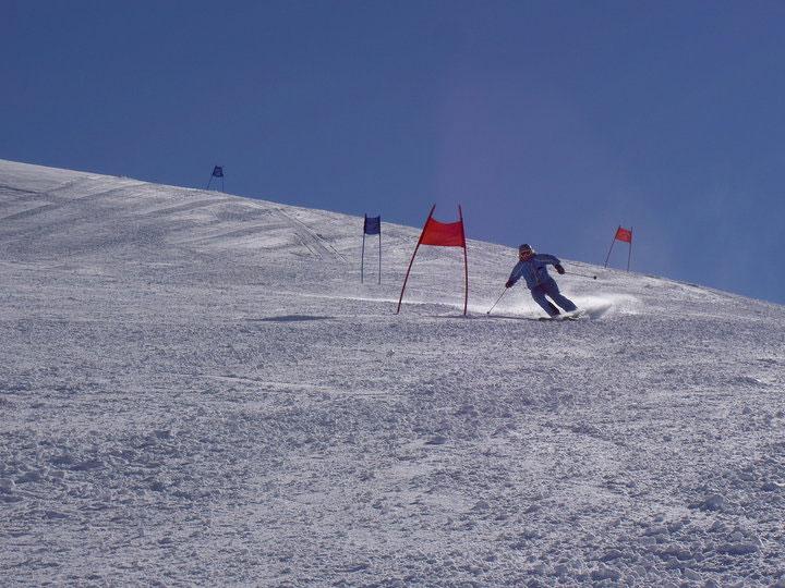 Skiing at Hanmer Springs Ski Area