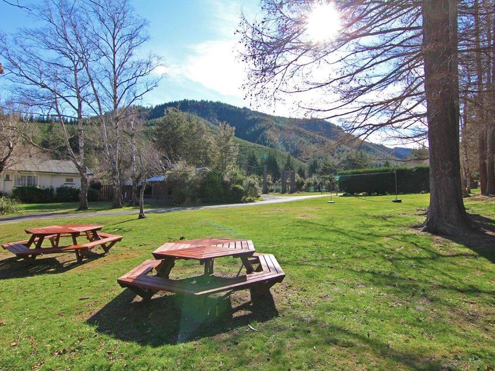 Alpine Holiday Park - Hanmer Springs Accommodation