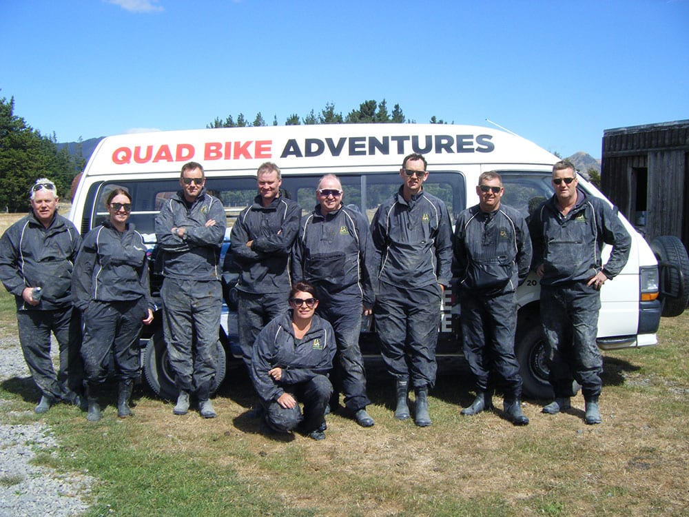 Corporate team building activities and staff functions Hanmer